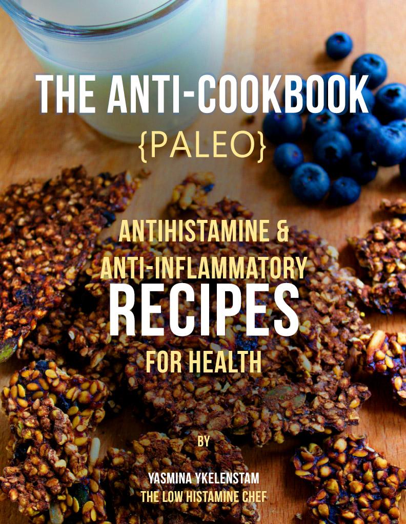 The Anti-Cookbook Paleo